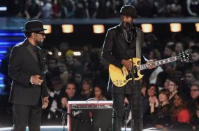 William Bell-and Gary Clark-jr Grammys Performance 4chion lifestyle