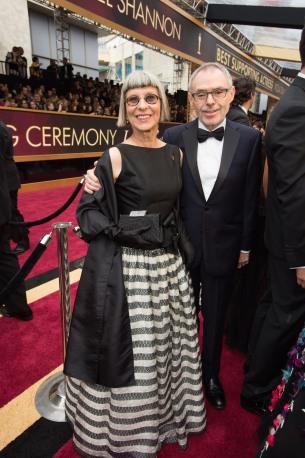 The 89th Oscars® Academy Governor, Lois Burwell 4Chion Lifestyle
