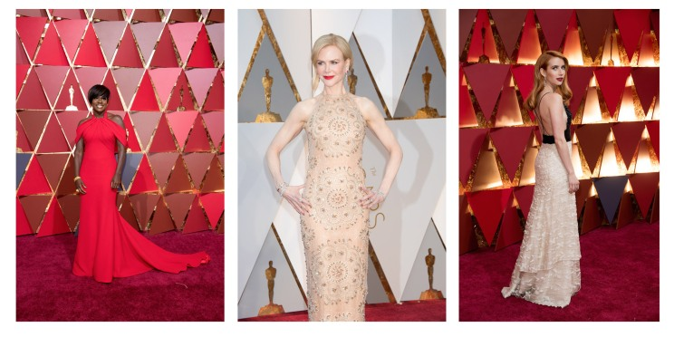 Oscars® red carpet 4chion Lifestyle