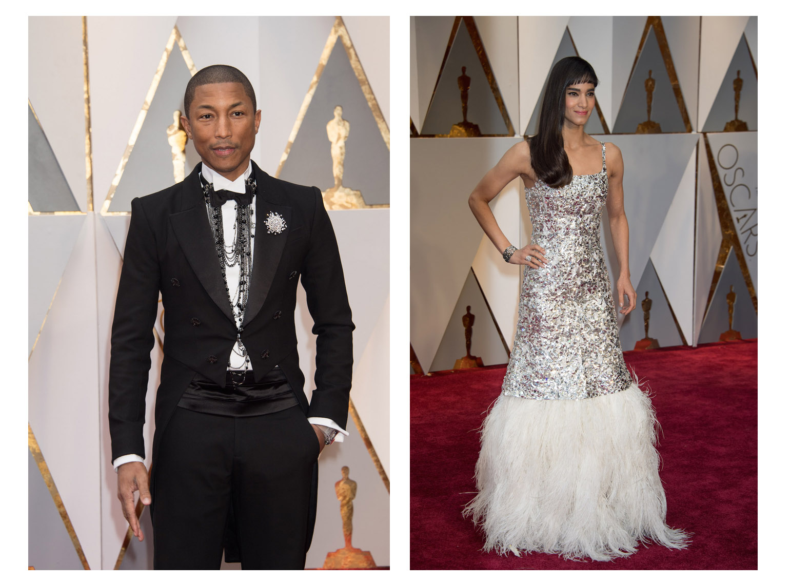 Chanel Oscars® Red Carpet 4Chion Lifestyle