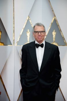 David Permut, Oscar® nominee, arrives on the red carpet of The 89th Oscars® at the Dolby® Theatre in Hollywood, CA on Sunday, February 26, 2017.