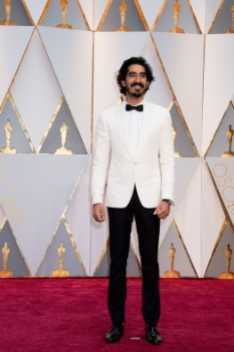 DEV PATEL Oscars Red Carpet 4Chion Lifestyle