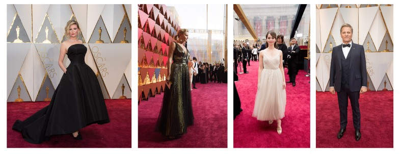 Dior Red Carpet Oscars® 4Chion Marketing