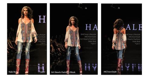 Hale Bob Art Hearts Fashion LA 4Chion Lifestyle h