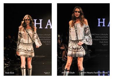Hale Bob Art Hearts Fashion LA FW17 4Chion Lifestyle