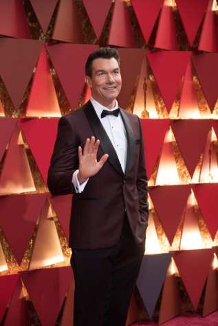 Jerry O'Connell arrives on the red carpet of The 89th Oscars® at the Dolby® Theatre in Hollywood, CA on Sunday, February 26, 2017.