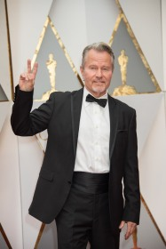John Savage arrives on the red carpet of The 89th Oscars® at the Dolby® Theatre in Hollywood, CA on Sunday, February 26, 2017.