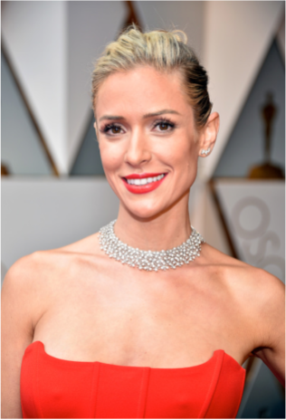 Kristin Cavallari Jewels Oscars® red carpet 4chion Lifestyle