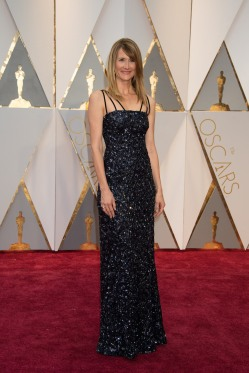 Laura Dern arrives at The 89th Oscars® at the Dolby® Theatre in Hollywood, CA on Sunday, February 26, 2017.