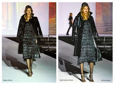 Malan Breton Style Fashion Week FW17 LA