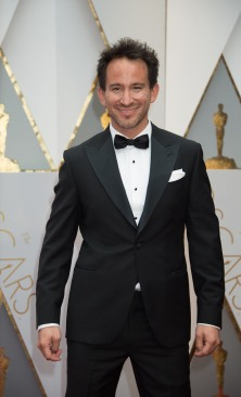 Oscar®-nominee Marcel Mettelsiefen arrives at The 89th Oscars® at the Dolby® Theatre in Hollywood, CA on Sunday, February 26, 2017.