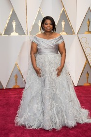 Octavia Spencer, Oscar® nominee, arrives on the red carpet of The 89th Oscars® at the Dolby® Theatre in Hollywood, CA on Sunday, February 26, 2017.