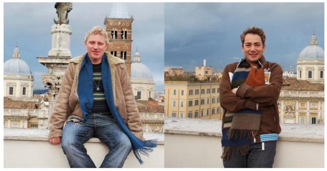 Patrik Simpson PP Boyz Rome Travel 4Chion marketing