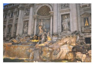 Trevi Fountain Rome Italy PP Boyz 4Chion Lifestyle
