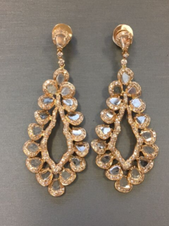 Auli'i Carvalho Jewels Oscars® red carpet L'Dezen by Payal Shah