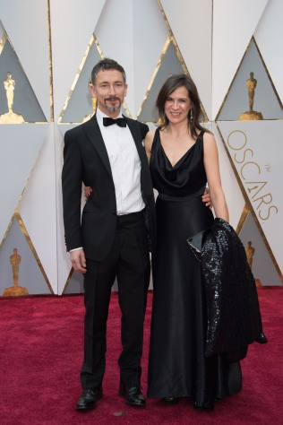 Oscars® Red Carpet Celebrities