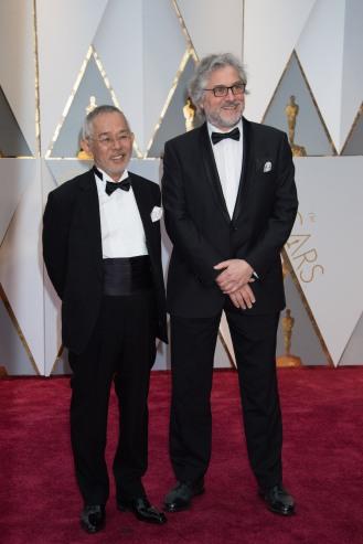 Oscars® Red Carpet Celebrities