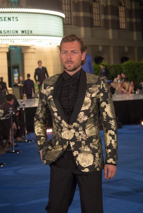 Metro Fashion Week Autism Speaks Warner Brothers