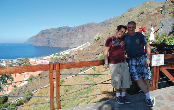 PP Boyz Travel Saint Tenefire Spain 4Chion Lifestyle